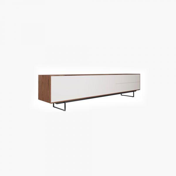میز تلوزیون سفید مدل BH-TS3