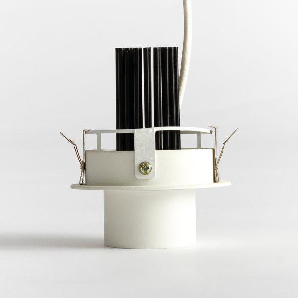 شعله تو کار سقفی چرخان مدل Filde Mini تصویر از بدنه بصورت کامل