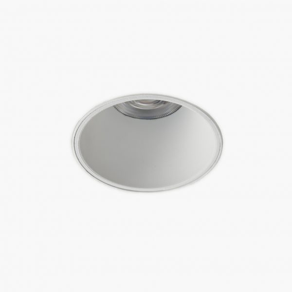 چراغ سقفی توکار مدل سیبرون سفید