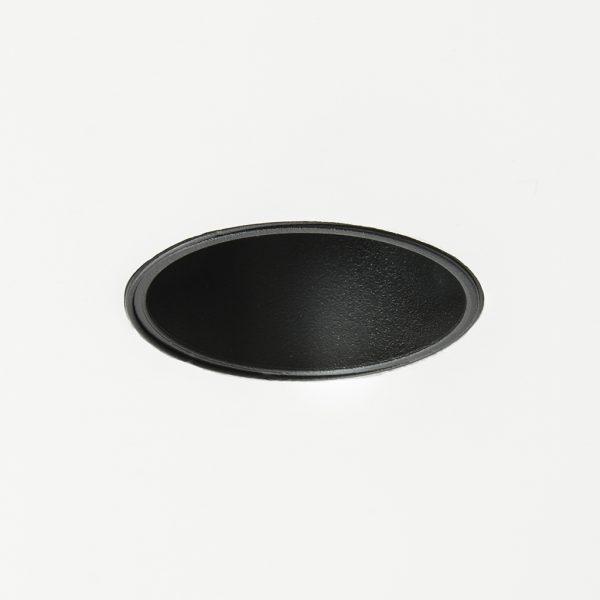 لامپ چراغ سقفی توکار مدل سیبرونمدل سیبرون مشکی