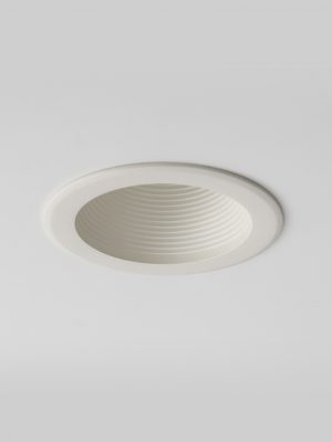 چراغ تو کار سقفی مدل سیبرون Sibron C Mini در حالت خاموش بدون رویت منبع نور