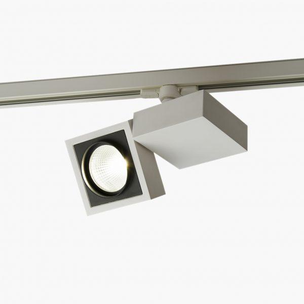 چراغ سقفی ریلی مدرن مدل Vera Twin