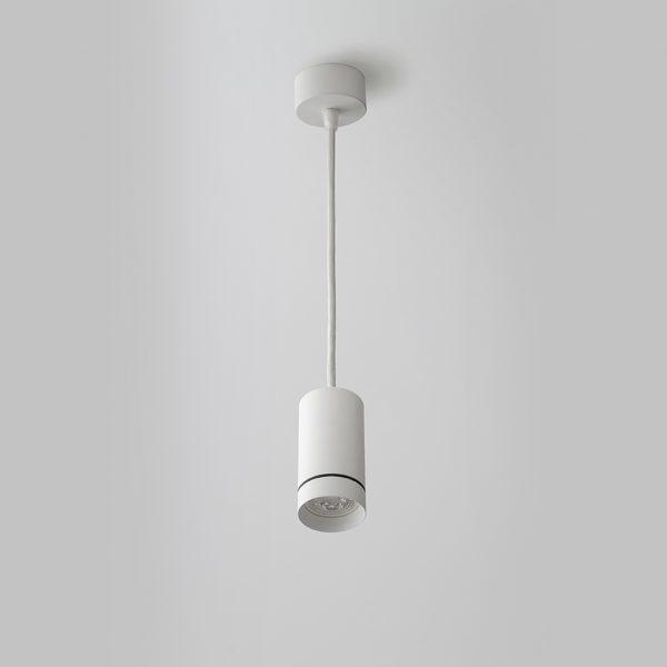 چراغ آویز سقفی مدرن مدل Aro در حالت خاموش
